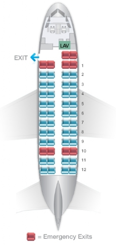 Dash-8-300-Seating-Plan