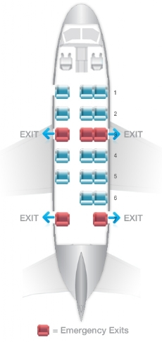 Twin-Otter-Seating-Plan
