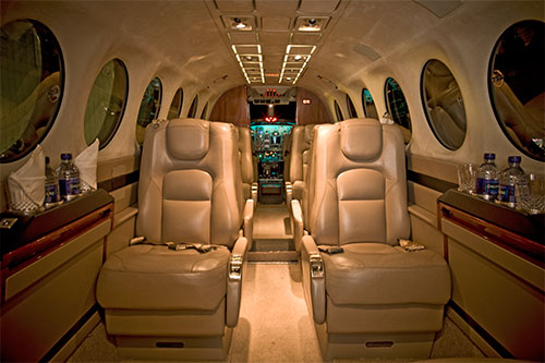 king-air-350-interior
